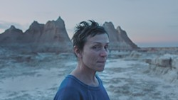 Frances McDormand in Nomadland