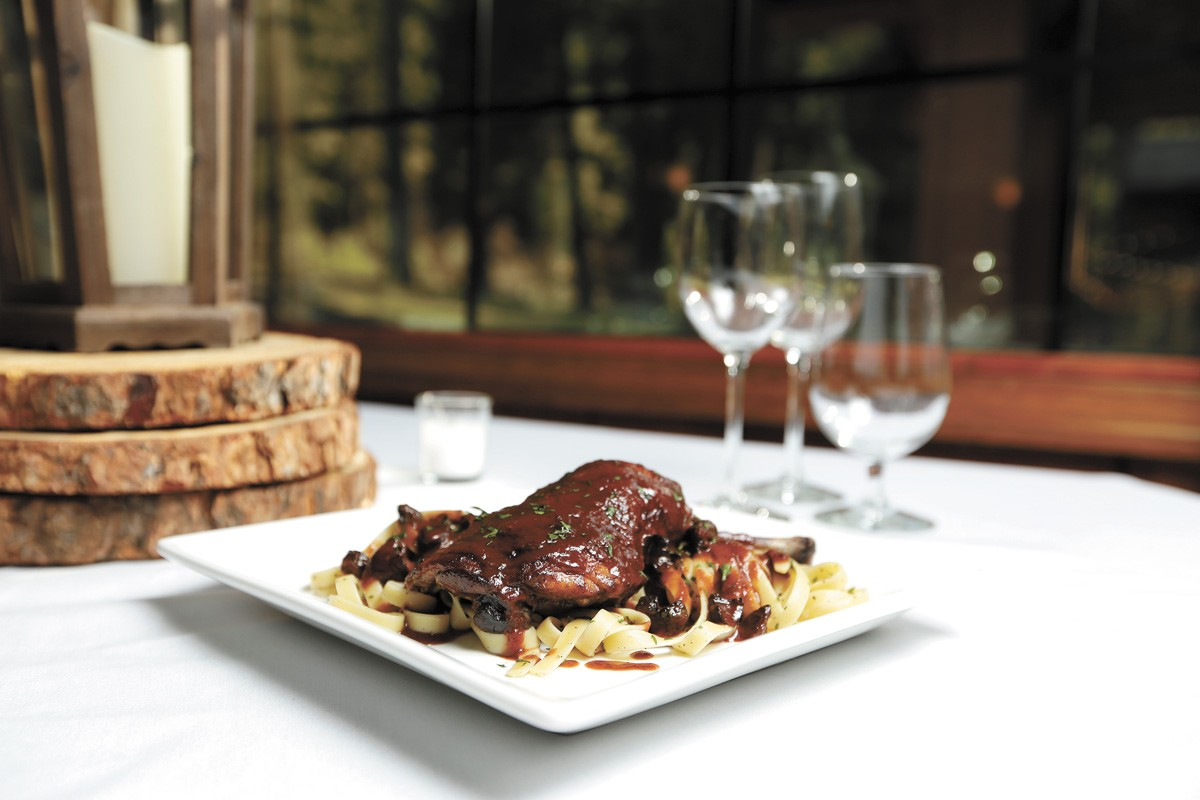 Chicken cacciatore's culinary heritage traces back to Tuscany.