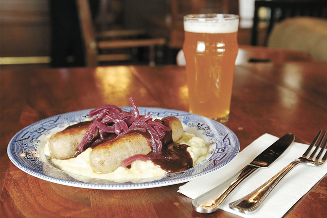 Ben Drake's recipes are built on years of experience making his own sausages.