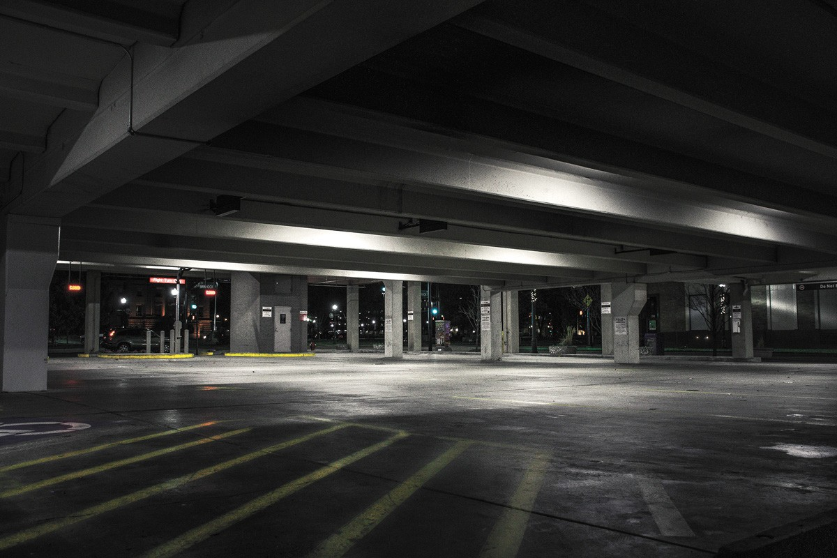 Another proposal: Use street parking revenue to build a couple of covered parking lots.