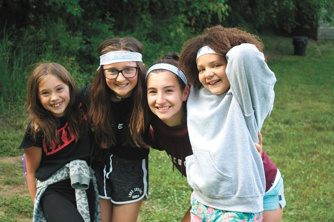 YMCA of the Inland Northwest is hosting Camp Reed sessions starting in early July.