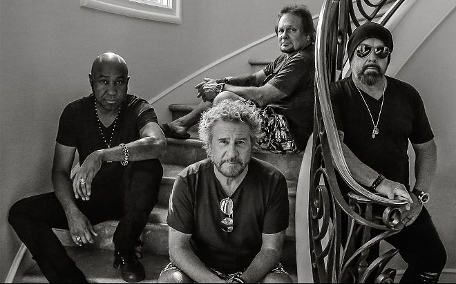 Sammy Hagar and the Circle returns to Northern Quest on Aug. 22.