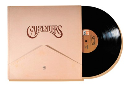 Carpenters, released 50 years ago this week.