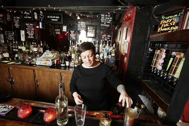 Baby Bar co-owner Patty Tully - YOUNG KWAK PHOTO