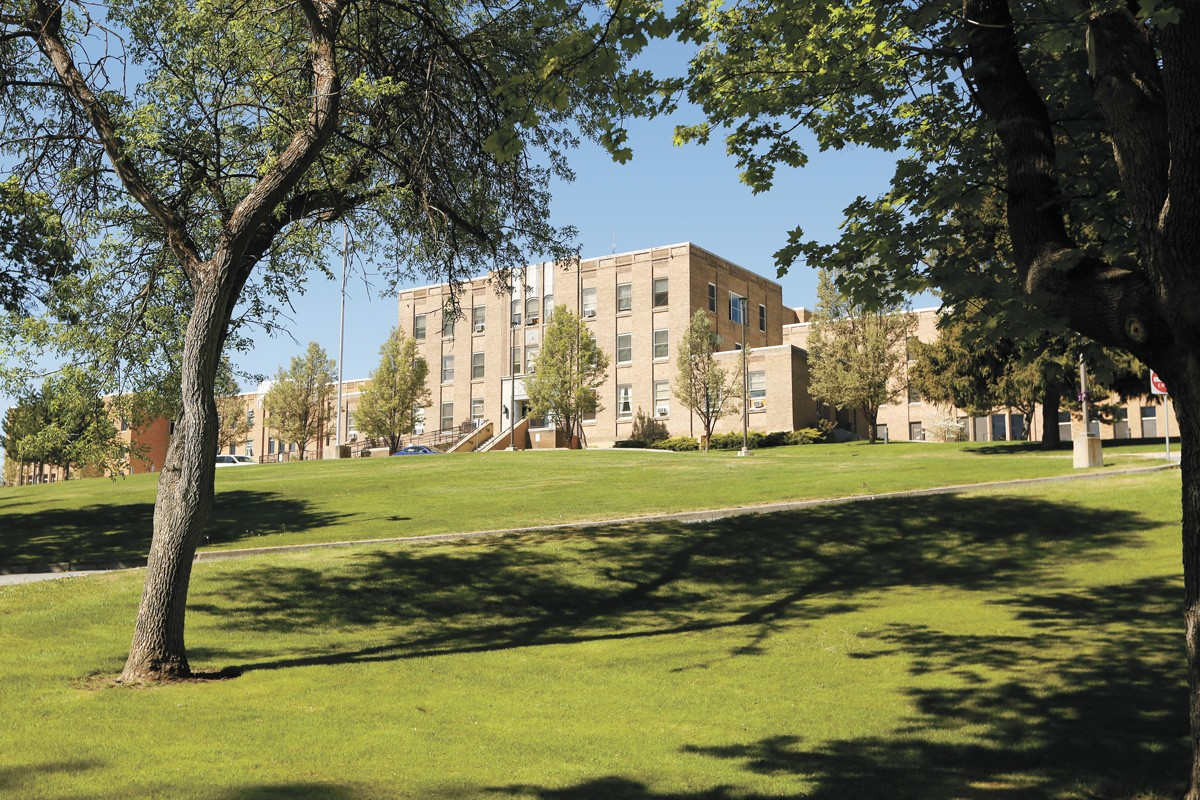 Employees at Eastern State hospital tell the Inlander that management was dismissive when a nurse now accused of murder was previously accused of domestic violence. - YOUNG KWAK PHOTO