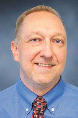 Eastern State Hospital CEO Mark Kettner