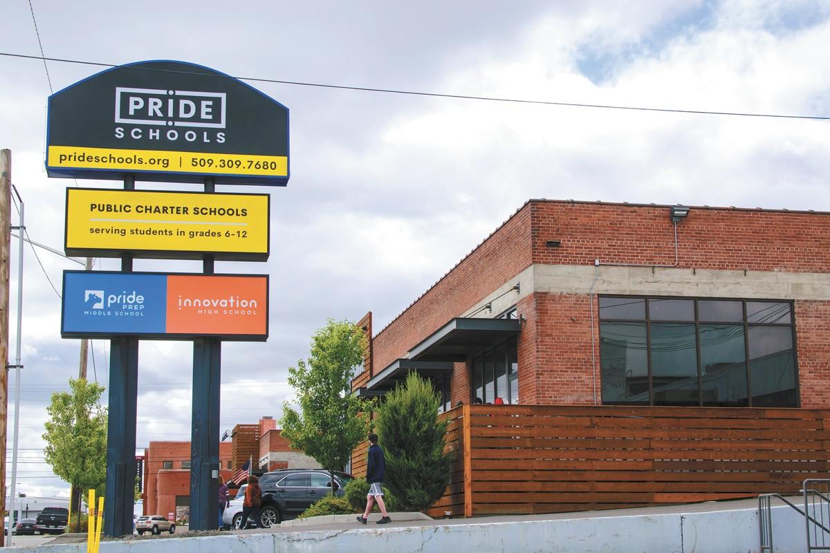 Spokane Public Schools approved a three-year conditional authorization for public charter school PRIDE Prep. - WILSON CRISCIONE PHOTO