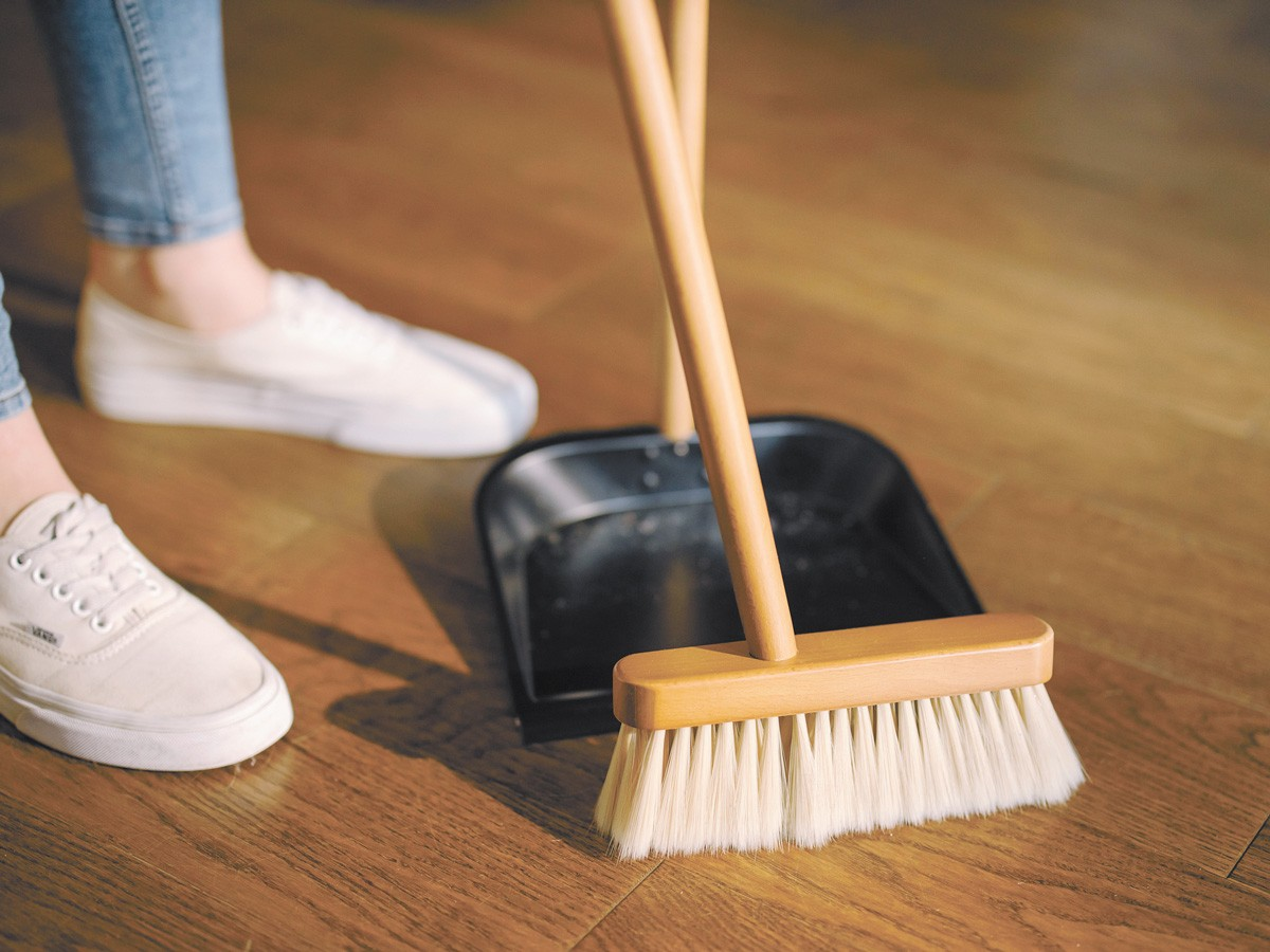 A thorough cleaning session inside your home has multiple benefits to help you make it through the cabin fever that comes with smoke season.