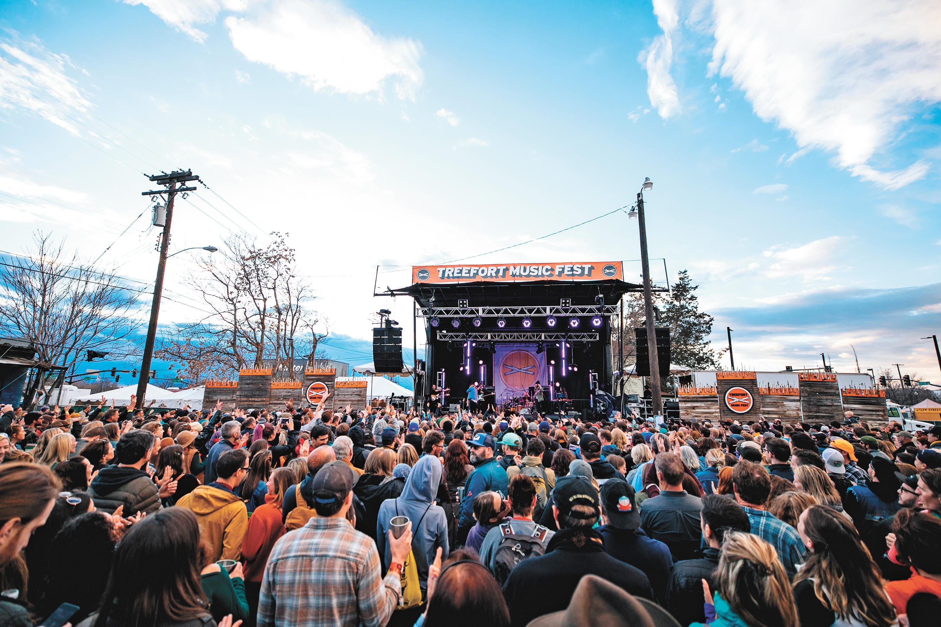 Treefort returns to Boise in September. - MATTHEW WORDELL/TREEFORT PHOTO