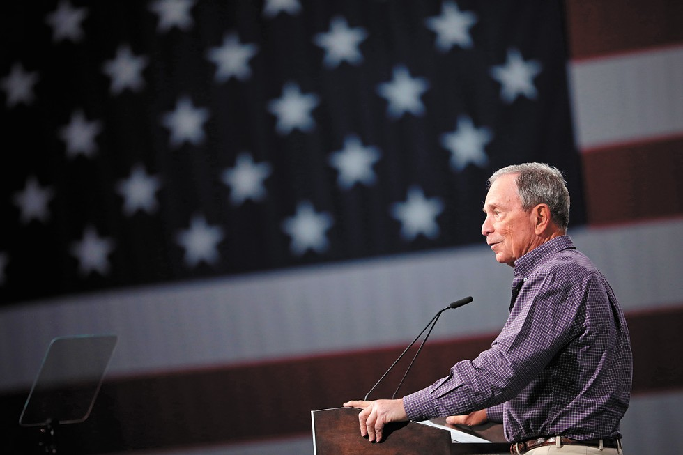 In a statement, a spokesman for Michael Bloomberg noted that as a candidate, Bloomberg had advocated for a variety of tax hikes on the wealthy. - GAGE SKIDMORE PHOTO
