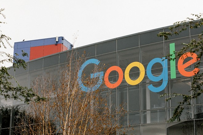 The Google campus in Mountain View, Calif. - JASON HENRY/THE NEW YORK TIMES