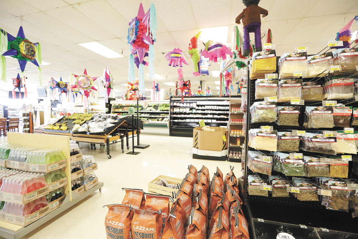 De Leon Foods is not your average grocery store. - YOUNG KWAK PHOTO