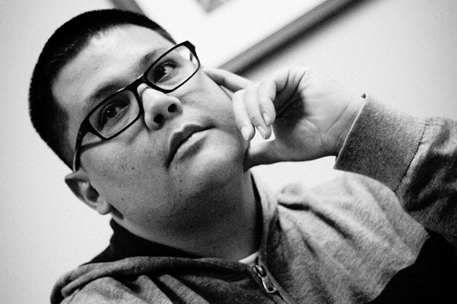 Author Julian Aguon will be joined by Tommy Orange for an online discussion hosted by Auntie's Thursday night.