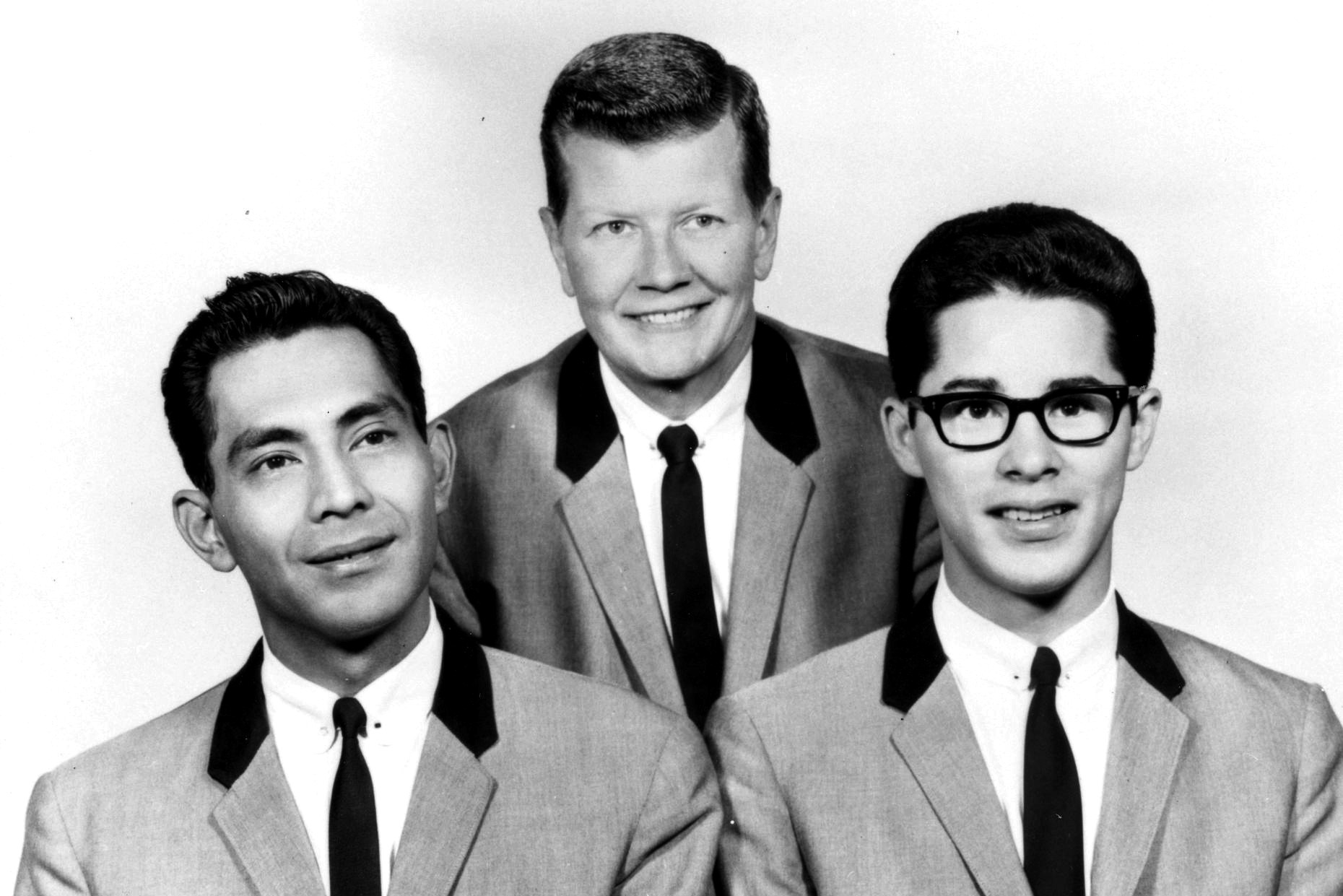 Billy Tipton (center) was a renowned Spokane-based jazz musician.