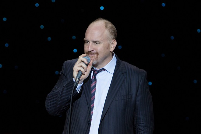 Louis C.K. plays the First Interstate Center for the Arts on Oct. 10. - NETFLIX
