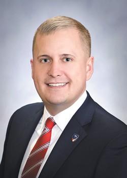 Rep. Aaron von Ehlinger