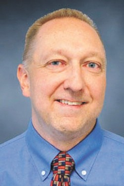 Mark Kettner, no longer CEO of Eastern State Hospital