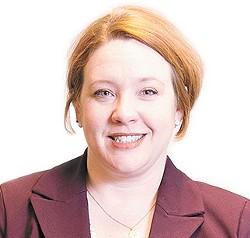 Spokane Regional Health District Administrative Officer Amelia Clark - DEREK HARRISON