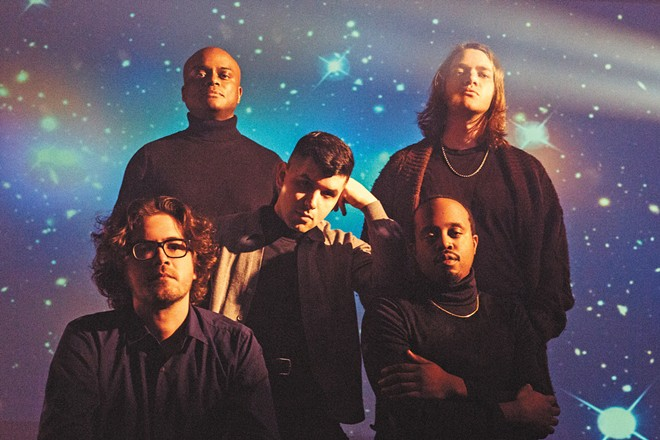 Durand Jones and the Indications get cosmic on new LP. - EBRU YILDIZ PHOTO