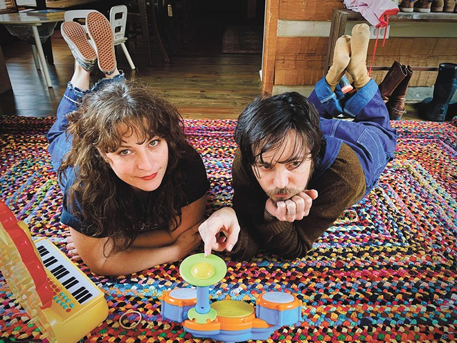 Shovels & Rope weren't at all bored during the pandemic.