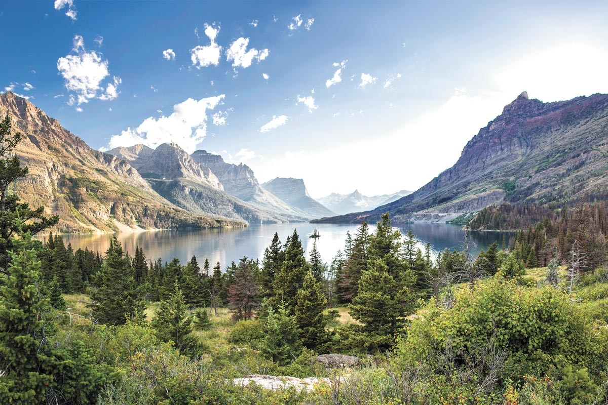 Glacier National Park is feeling overcrowded.