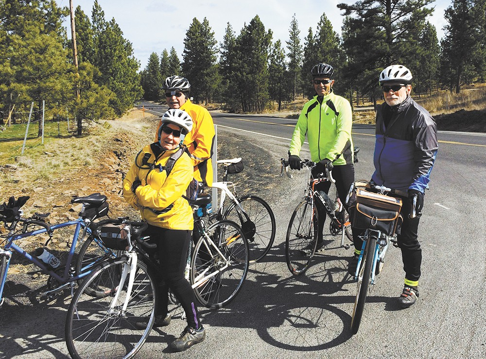 Get comfortable riding on streets with the Spokane Bicycle Club.