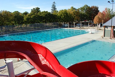 Witter Aquatics Center