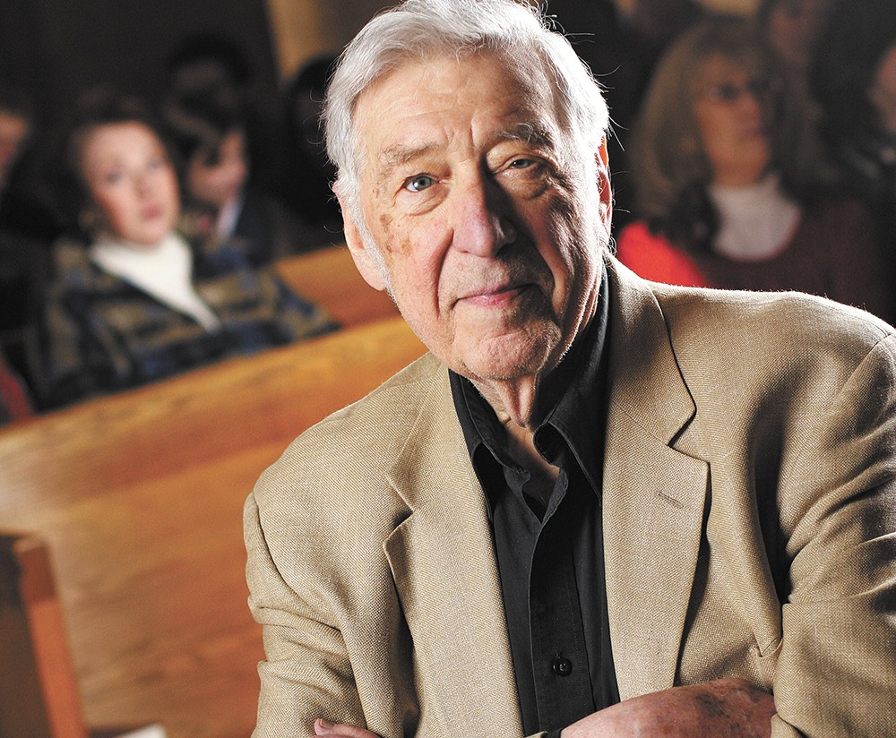 Conductor Gunther Schuller passed away at age 89. - YOUNG KWAK