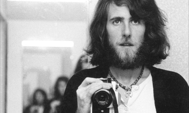 Graham Nash doesn't look like this anymore.