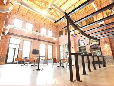 The 108-year-old SIERR building renovated by McKinstry won an Urban Design Award in 2013. - YOUNG KWAK