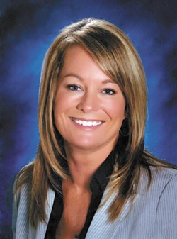 Superintendent of Public Instruction Sherri Ybarra
