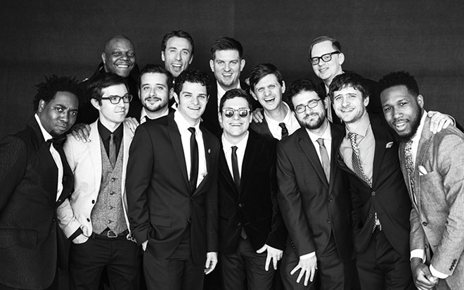 Snarky Puppy will perform in Spokane this November.