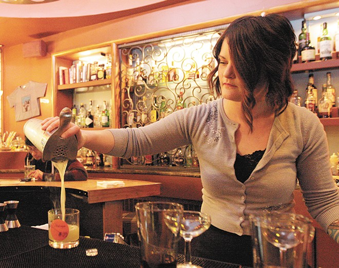 Bon Bon offers $1 off all beer during nightly happy hours, and all day Sunday.