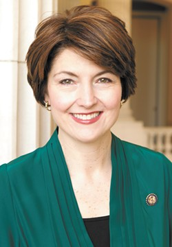Rep. Cathy McMorris Rodgers, R-Spokane, is drawing fire for her less-than-enthusiastic support of the Land and Water Conservation Fund.