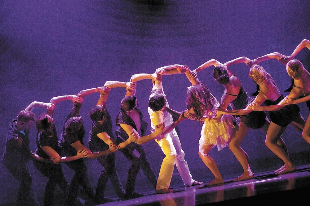 A battle of dark and light, portrayed through dance.