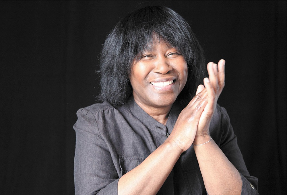 At 64, Joan Armatrading is by no means ready to retire.