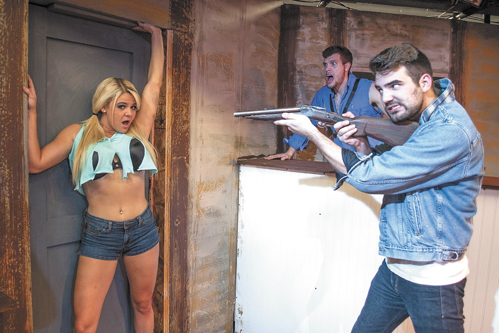 Evil Dead: The Musical shows that you can turn anything into a musical.
