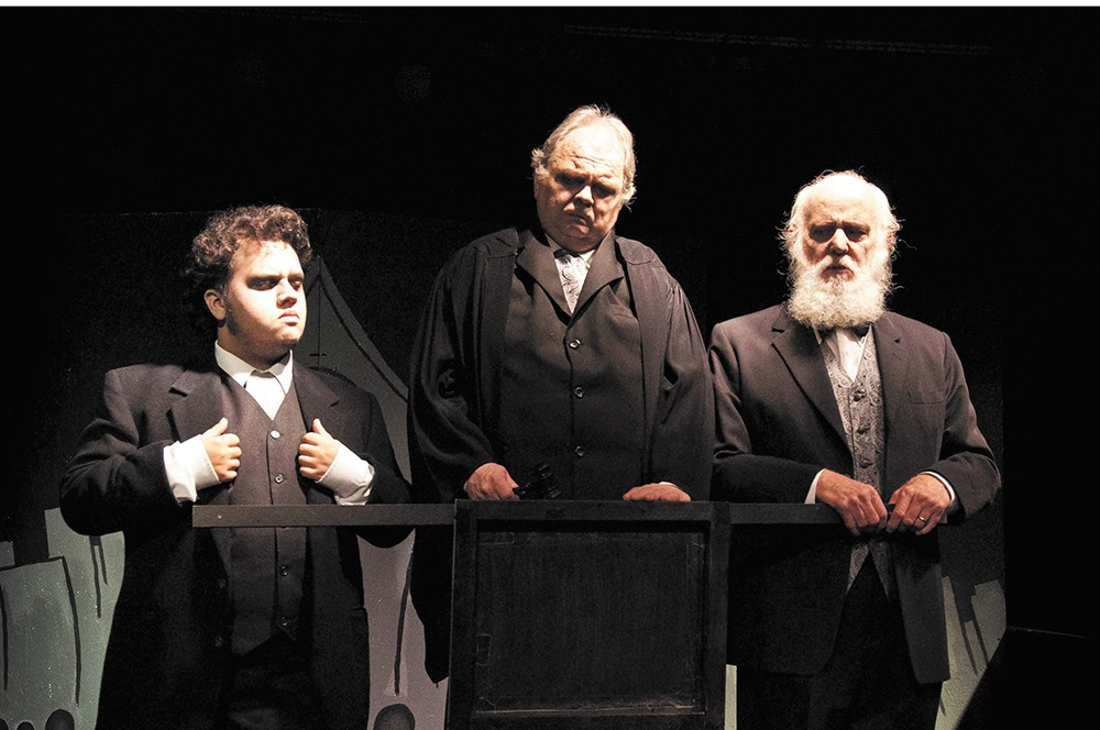 Haymarket Eight tells the story of labor struggles in late 1800s Chicago.
