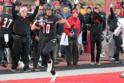 Cooper Kupp has a big decision to make regarding entering the NFL draft. - EWU ATHLETICS