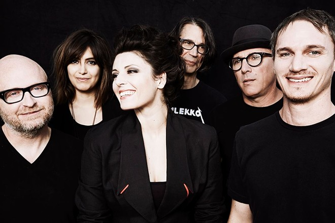 Puscifer headlines the INB Performing Arts Center on Sunday.