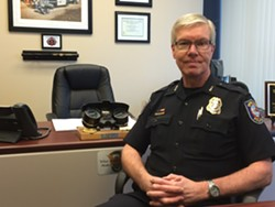 Interim Chief Rick Dobrow decided he needed an assistant chief, and picked a former assistant of departed Chief Frank Straub for the job. - MITCH RYALS
