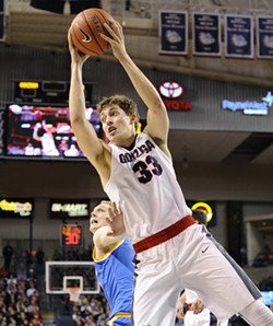 Kyle Wiltjer can't do it alone for Gonzaga. - GOZAGS.COM