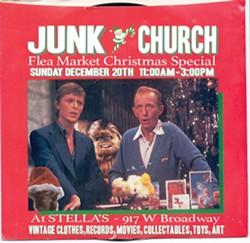 Even Bing and Bowie are into the idea of Spokane having a semi-regular flea market.