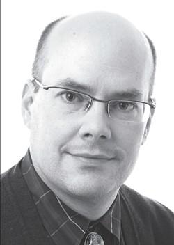 Grant Forsyth, chief economist for Avista Corp.