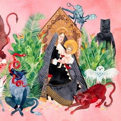 Father John Misty's I Love You, Honeybear