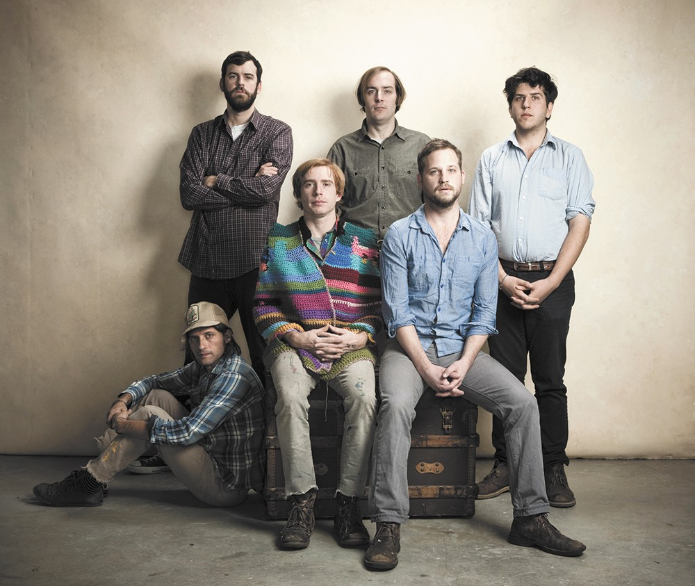 Dr. Dog lights up the Knitting Factory Monday.
