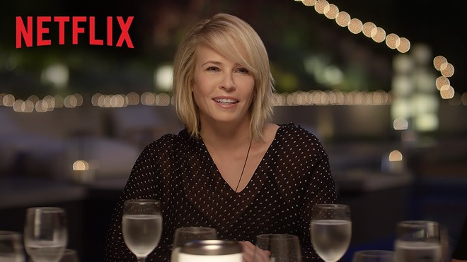 Chelsea Handler stars in four-part Netflix series Chelsea Does.
