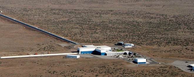 The Hanford, Washington-based component of the gravitational wave detection project, LIGO. - LIGO