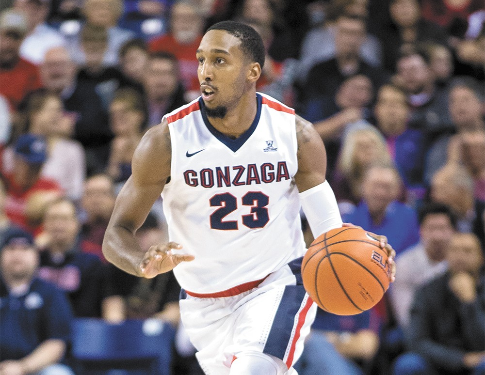 Eric McLellan's been key to the Zags late-season success. - RYAN SULLIVAN