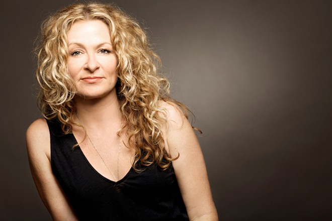 Sarah Colonna has three more shows at the Comedy Club this weekend.